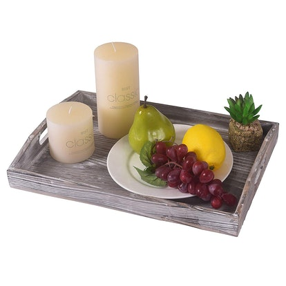 Rose Home Fashion Breakfast Trays (Set of 3)
