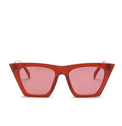 Cat Eye Marine Sunglasses