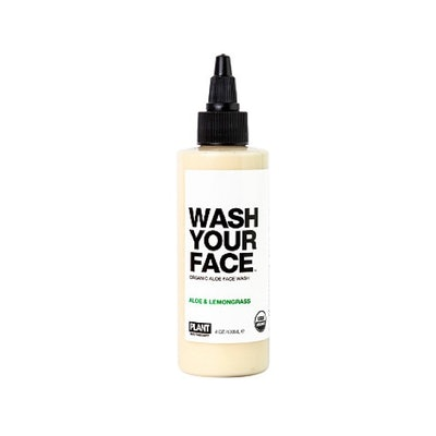 Plant Apothecary Wash Your Face Organic Face Wash