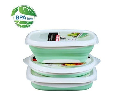 JIAJIBAO Food Storage Containers (3 Pack)
