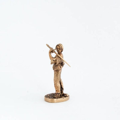 40mm Arya Stark, Game Of Thrones Brass Miniature
