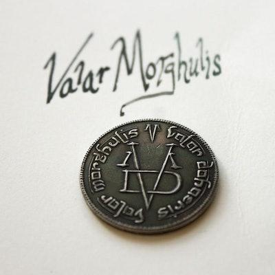 Iron Coin of the Faceless Man