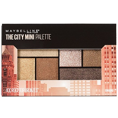 Maybelline The City Mini Eyeshadow Palette in Rooftop Bronzes