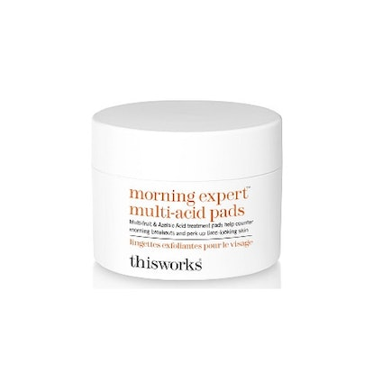 This Works Online Only Morning Expert Multi-Acid Pads