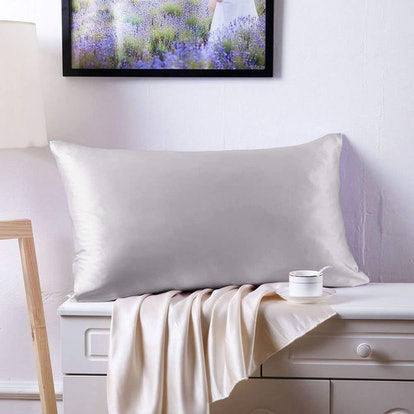 Ravmix Pure Mulberry Slip Silk Pillowcase