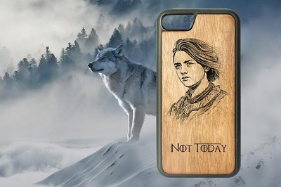 Game of Thrones - iPhone Case House Stark