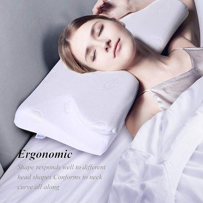MARNUR Cervical Contour Pillow