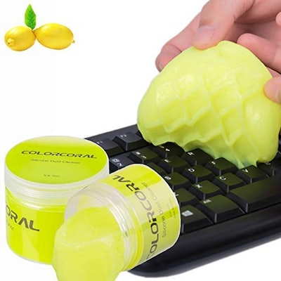 ColorCoral Keyboard Cleaning Gel
