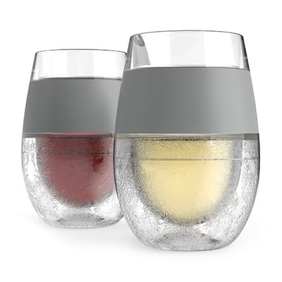 Host Wine Freeze Cooling Cups (Set of 2)