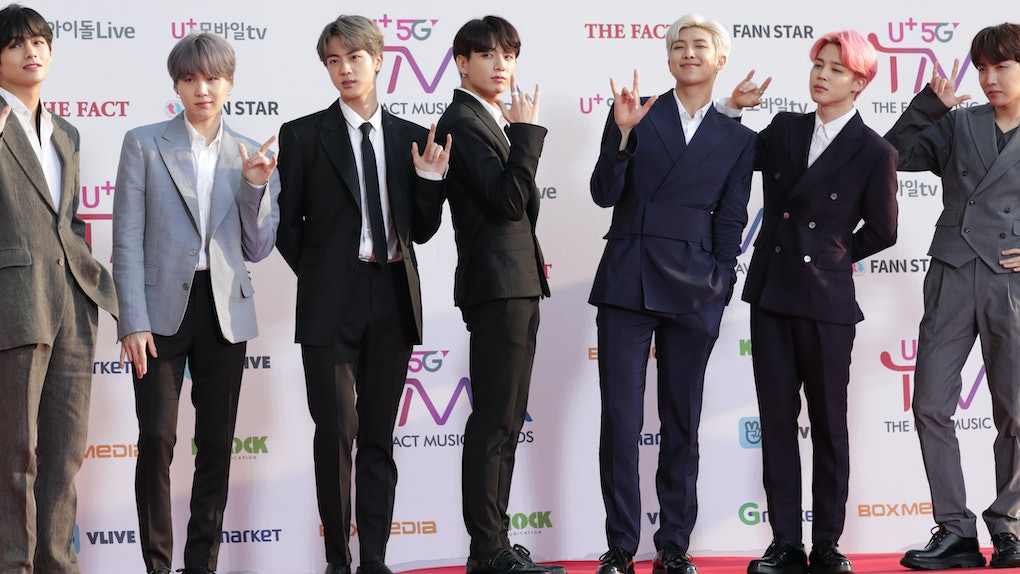Here's How To Stream BTS' 'Love Yourself: Speak Yourself