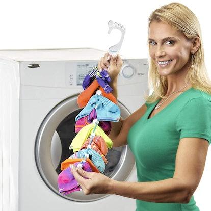 SockDock Laundry Helper (2 Pack)