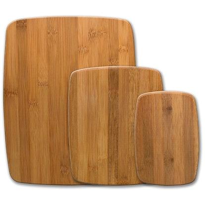 Farberware Bamboo Cutting Board Set (Set of 3)