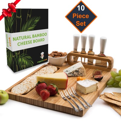 Organic Cook Cheese Board Set