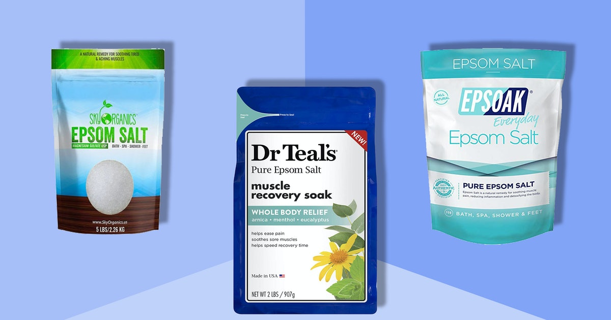 The 5 Best Epsom Salts