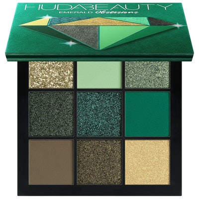 Obsessions Eyeshadow Palette In Emerald