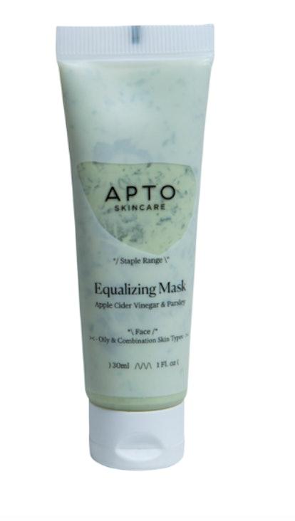 Equalizing Mask with ACV & Parsley