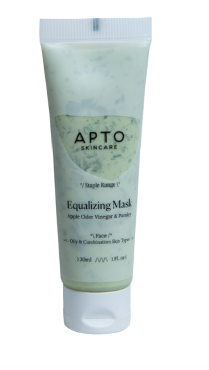 Equalizing Mask with ACV & Parsley