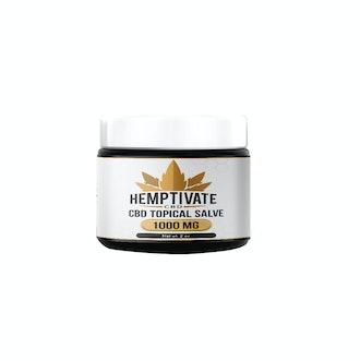 CBD Body Cream 1000MG (THC Free)