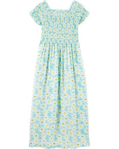 Daisy Poplin Dress