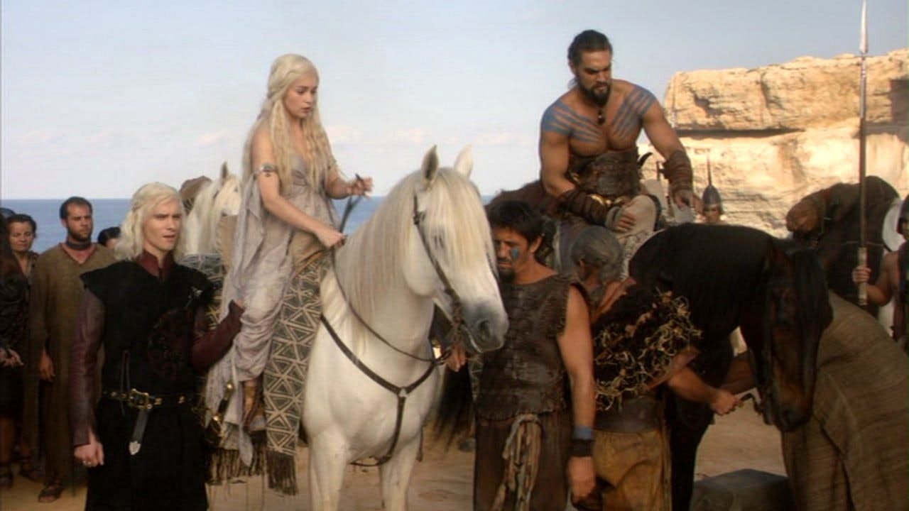 Is Dothraki A Real Language? 'Game Of Thrones' Fans Can
