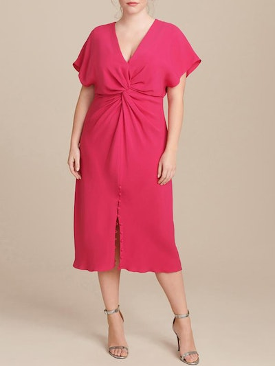 Jackie Knot Front Dress