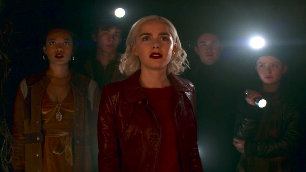 What Does Sabrina's Herald Of Hell Prophecy Mean? The Netflix Show