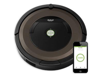iRobot® Roomba® 890 Wi-Fi® Connected Vacuuming Robot