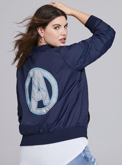 Her Universe Marvel Avengers Endgame Bomber Jacket