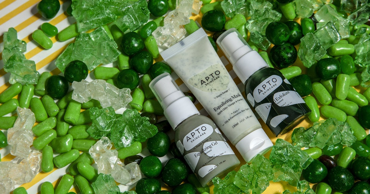 APTO's Equalizing Mask Is One Of Many Exciting Spring Launches From The Clean Beauty Brand