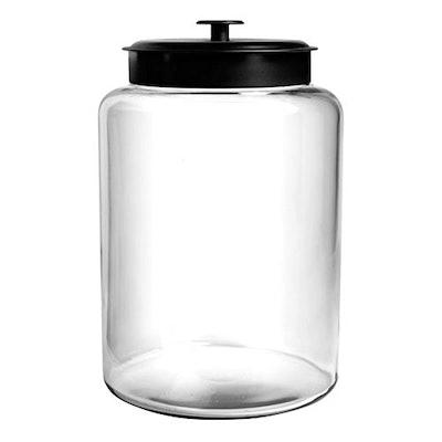 Anchor Hocking Montana Glass Jar