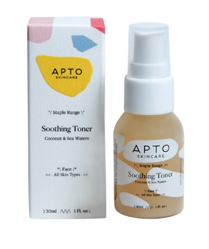 Soothing Toner with Coconut Water