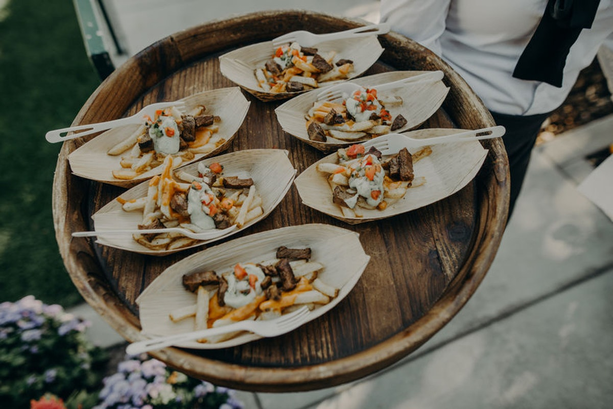 If You Want To Fire Your Wedding Caterer Last Minute, Here's What To Do