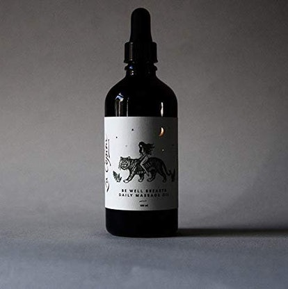 Be Well Breasts Daily Massage Oil