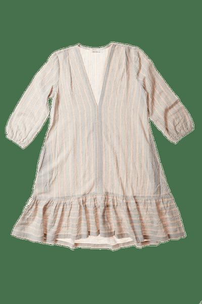 Trapeze Flounce Dress