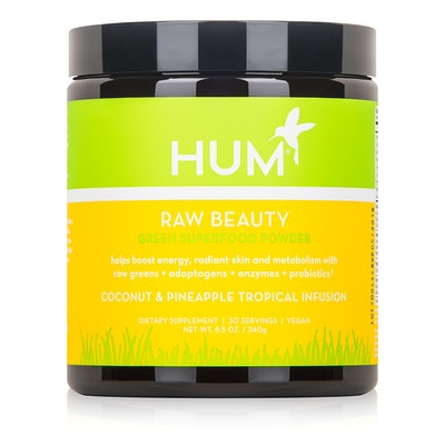 Raw Beauty Green Super Food Powder