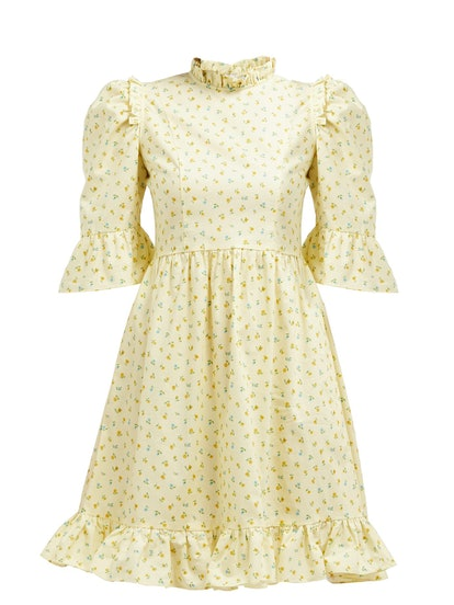 Kate Floral Prairie Dress