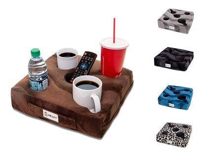Cup Cozy Pillow Deluxe Pillow