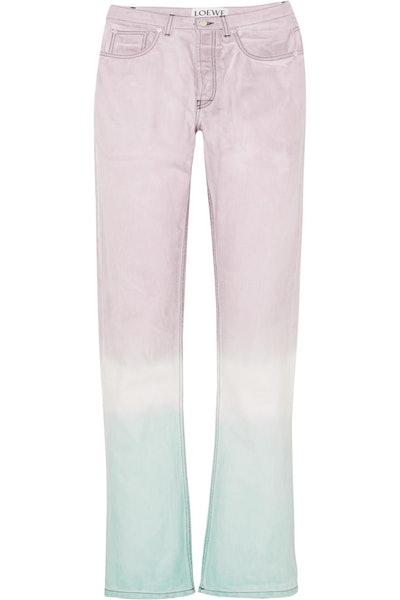 Tie-Dyed Jeans