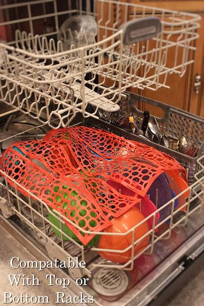 DishwasherBUDDY Dish Stabilizer Mat