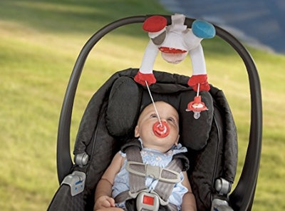 Pully Palz Pacifier Holder