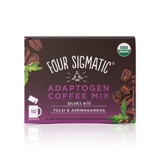 Adaptogen Coffee Mix with Tulsi & Ashwagandha