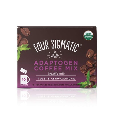 Adaptogen Coffee Mix with Tulsi & Ashwagandha