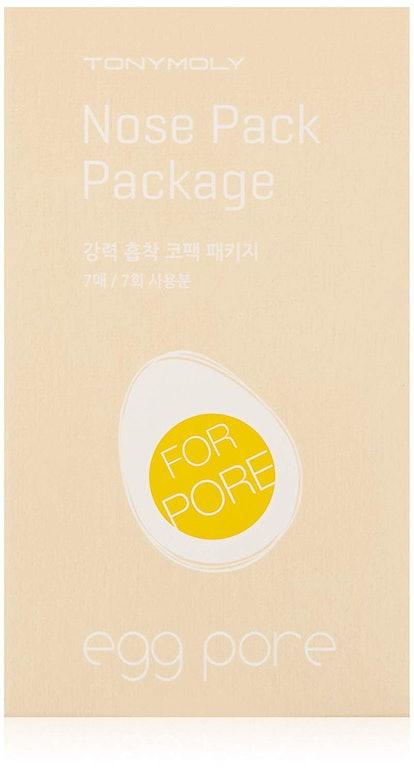 TONYMOLY Egg Pore Nose Sheets