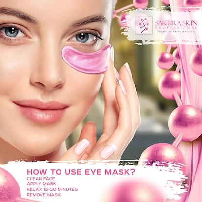 Sakura Skin Eye Pads