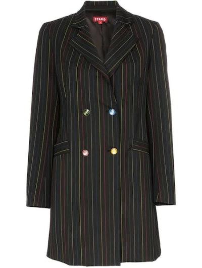 Roxy Rainbow Stripe Blazer