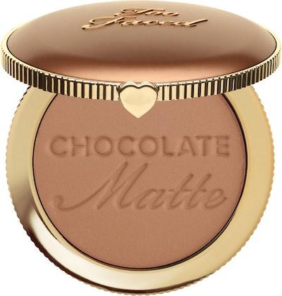 Too Faced Chcolate Soleil Matte Bronzer
