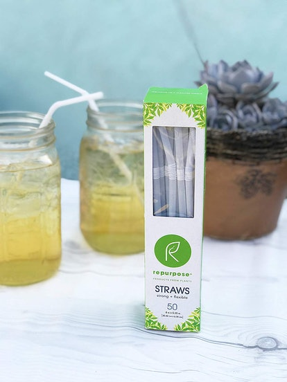 Repurpose Compostables Straws (2 Pack)
