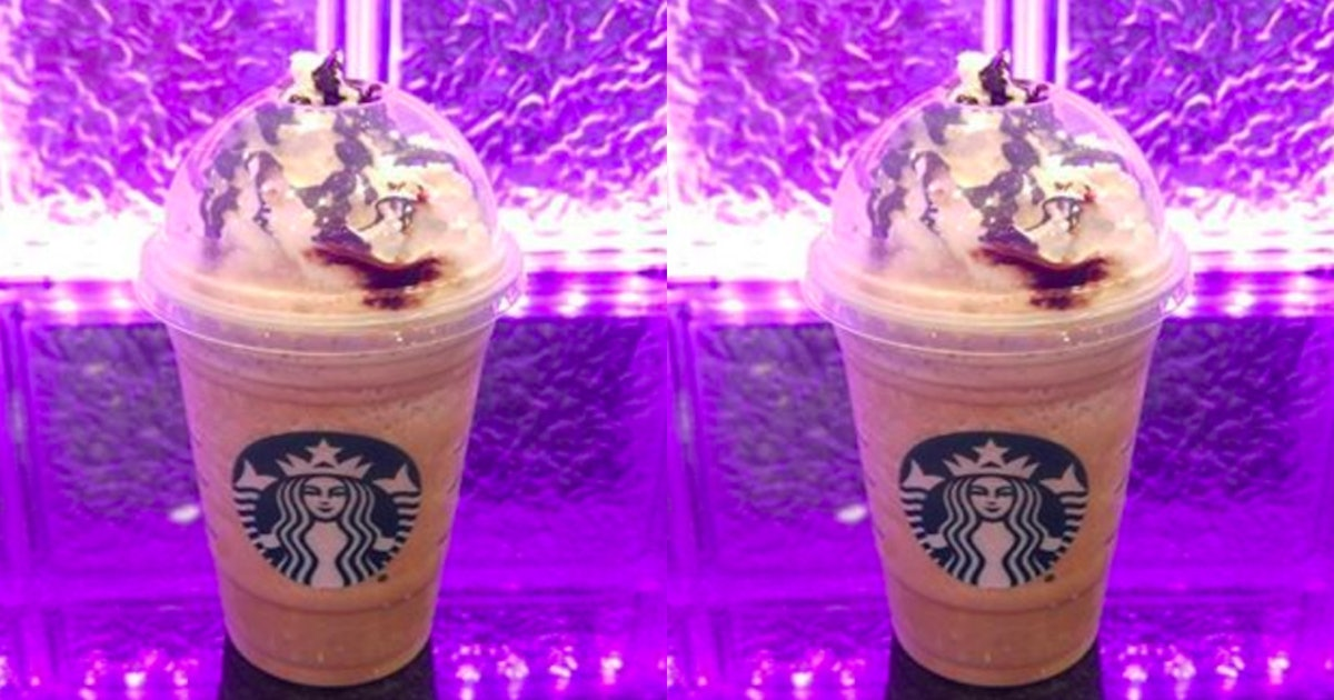 Here's How To Order A Cadbury Creme Egg Frappuccino At Starbucks For A Secret Menu Sip