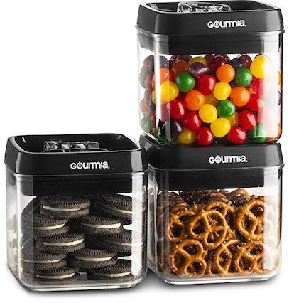 Gourmia GEC9795 Airtight Food Storage Containers (3-Piece)