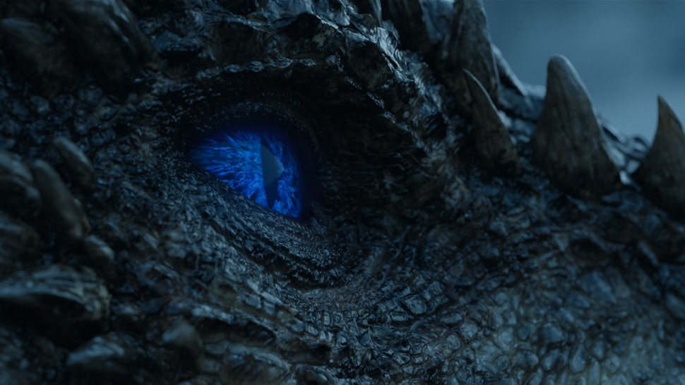 What Happened To Viserion On Game Of Thrones Daenerys Dragon Met